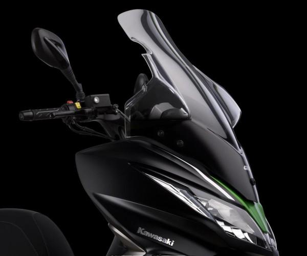 Windshield high J125 2016 / J300 2017 Original Kawasaki