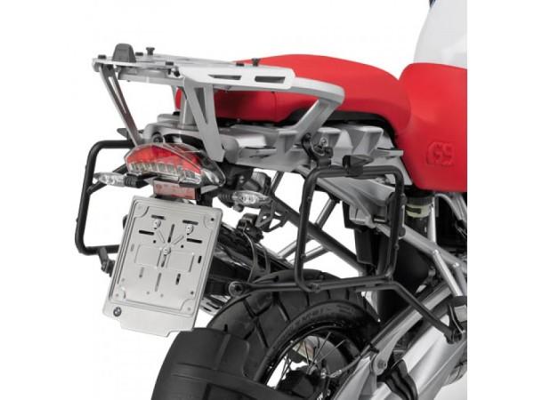Givi Monokey Gepäckbrücke BMW R 1200 GS 07-11 (Aluminium)