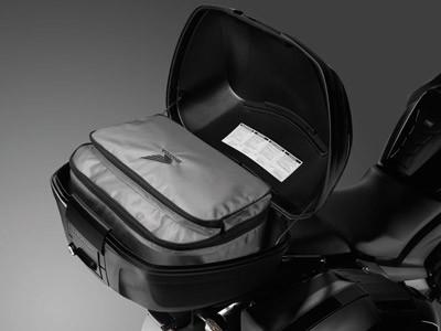 Original Honda VFR800F / VFR800X / NC750X Crossrunner Inner Pack Bag for Top Case 45 L