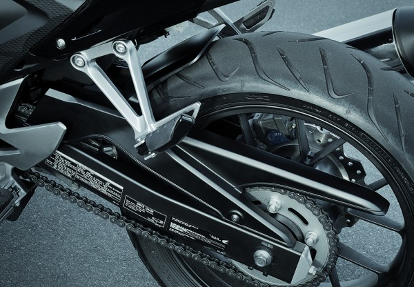 Hinterradabdeckung Original Honda CB 500 F/ CBR 500 R