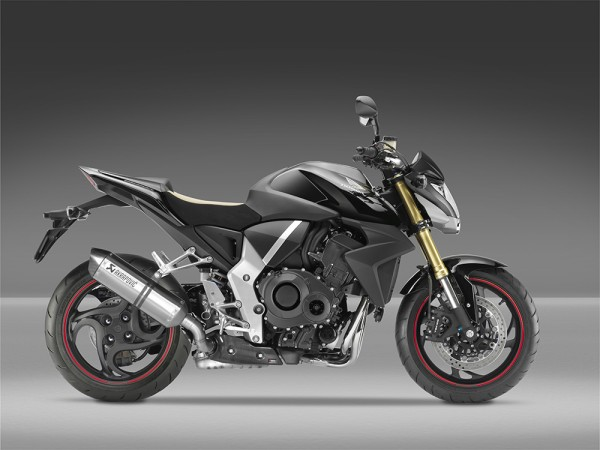 Original Honda CB 1000R AKRAPOVIC Sportschalldämpfer Titan Slip-On Line