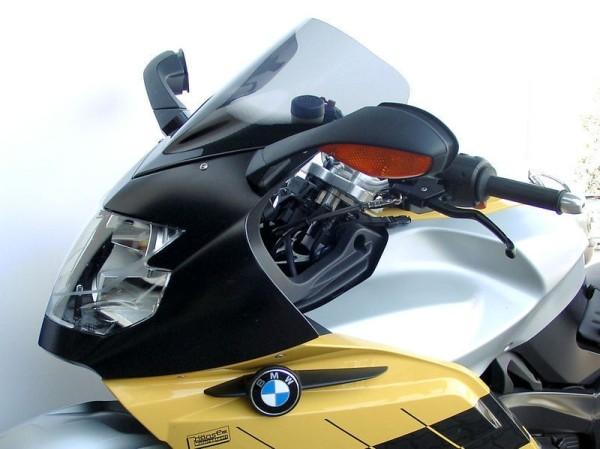 """Racingscheibe MRA """"R"""" rauchgrau für BMW K 1200 S / 1300 S - alle Baujahre"""