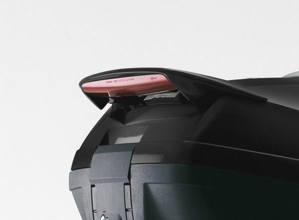 Original Honda PAN-EUROPEAN Top Case Spoiler Pearl Cosmic Black NHA64