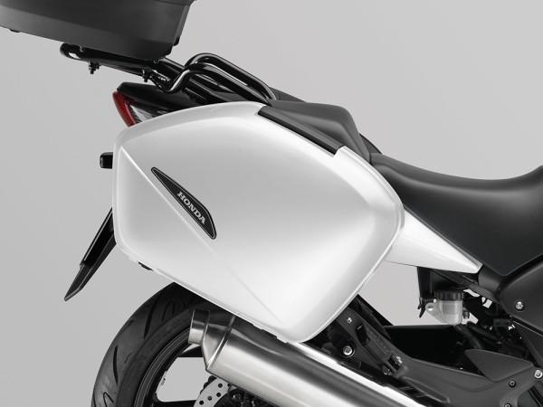 Original Honda CBF 1000 F Koffersatz 33 L Pearl Cool White NHA16