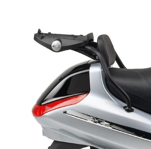 Givi topcase carrier black for Monolock case / Piaggio X8 / XEvo