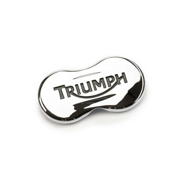 Triumph Chromblenden Bremszange Hinten Thunderbird