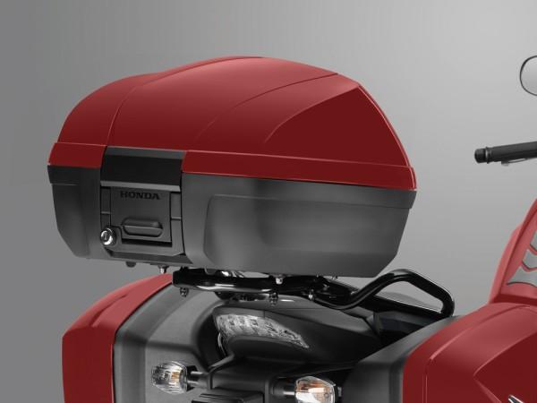 Original Honda CBF 1000 F Top Case 45 L Pearl Siena Red R320