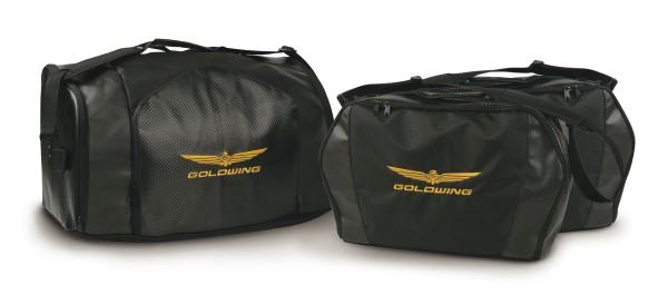 Original Honda Gold Wing Deluxe Innenpacktaschensatz für Top Case und Koffer