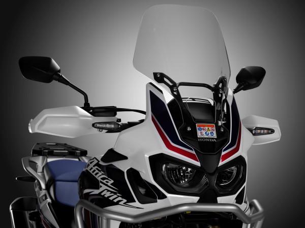 Original Honda hohes Windschild / Windscheibe Africa Twin CRF1000L