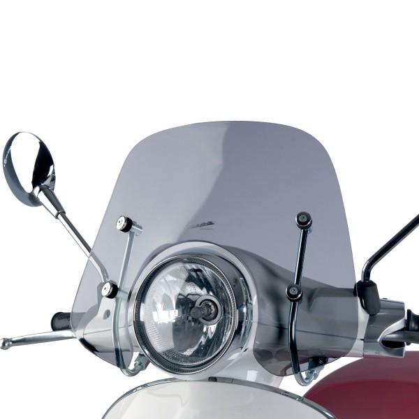 Smoked effect flyscreen Cruiser for Vespa Primavera