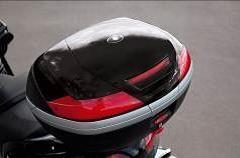 Top-Case, 47 Liter für Suzuki GSF650 BJ. 2005-2006/ GSF650 BJ. 2007-2008/ Bandit GSF1200 BJ. 2006/ B