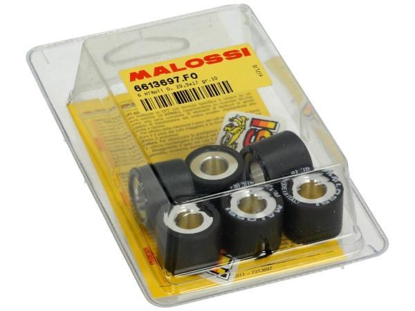 Malossi Variatorrollensatz, 21x17 mm, 10,0 g, Stück: 6
