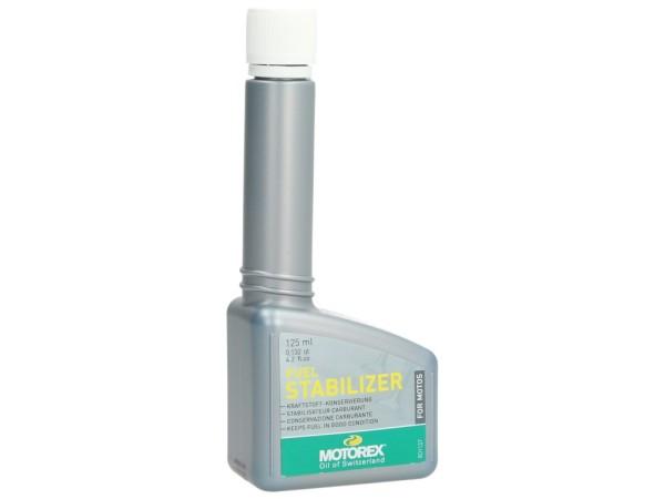 Motorex Additiv, Fuel Stabilizer, 0,250 l, Kraftstoffzusatz Diesel/Benzin, VPE 24