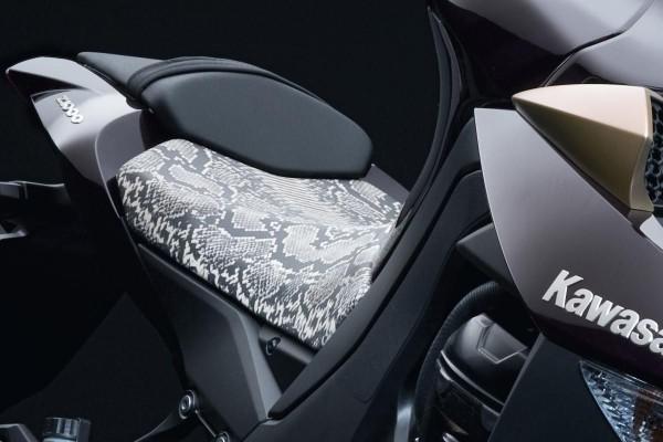 Snakeskin Seat Z1000 2013 Original Kawasaki