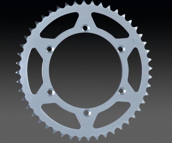 Rear sprocket made of aluminum 52 Z KX450F 2015 Original Kawasaki