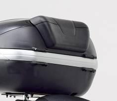 Rückenpolster - Top-Case 47 Liter für Suzuki GSF650 BJ. 2005-2006/ GSF650 BJ. 2007-2008/ Bandit GSF1