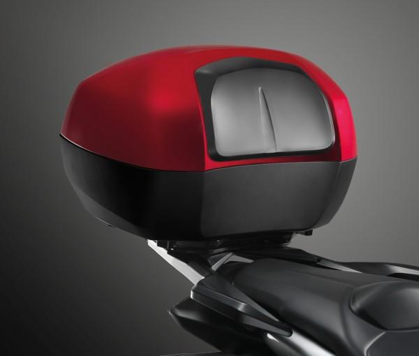 Original Honda VFR1200F Candy Prominence Red R342
