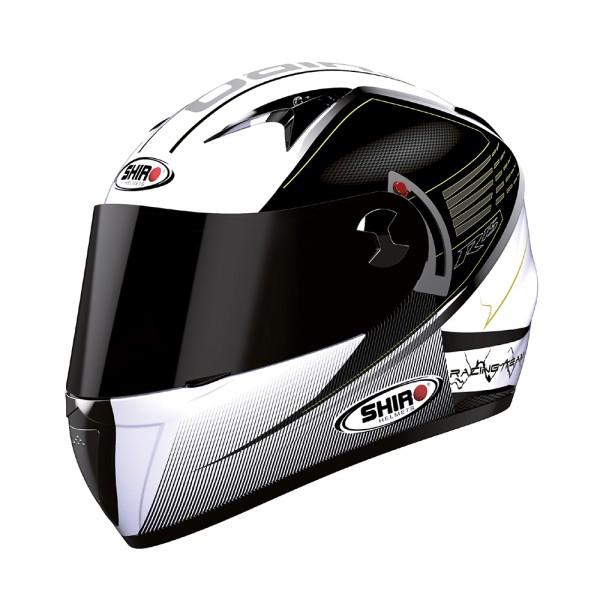 Shiro SH-3700 R15 schwarz/weiß