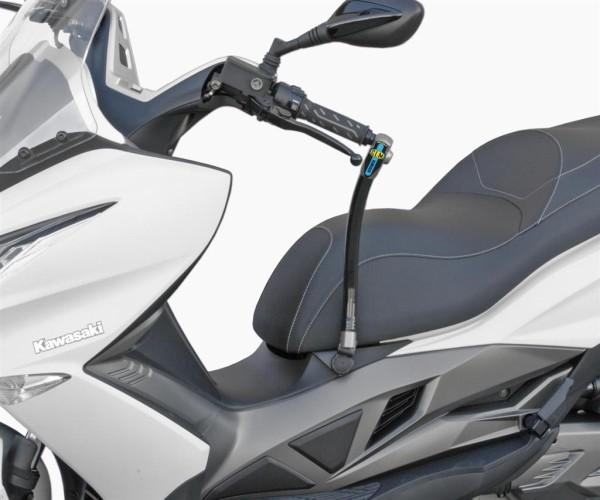 Handlebar Lock Premium J125 2016 / J300 2017 Original Kawasaki