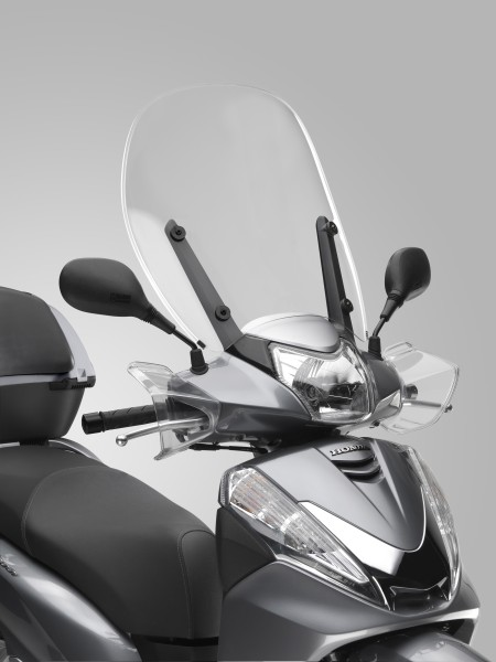 Original Honda SH300i Windscheibe inkl. Handprotektoren