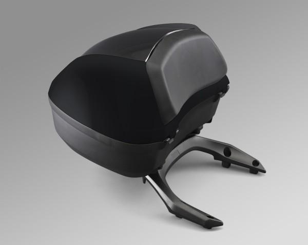 Original Honda CTX1300 / VFR800F Top Case 45 Liter Darkness Black Metallic NH463