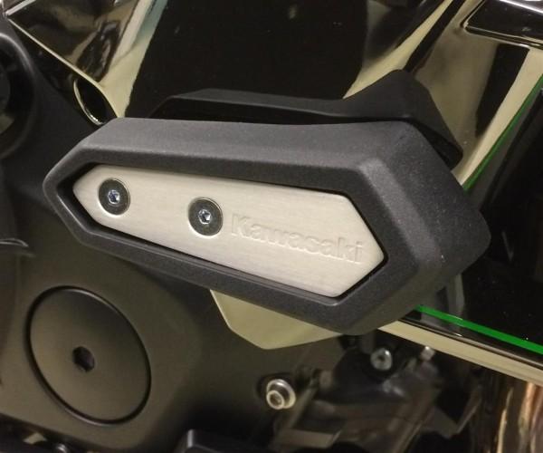 Crash Pads Frame slider (engine guard) Ninja H2 2016 Original Kawasaki