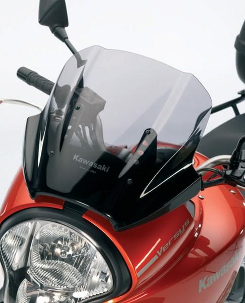 Höheres Windshield rauchgrau Versys650 2009 Original Kawasaki