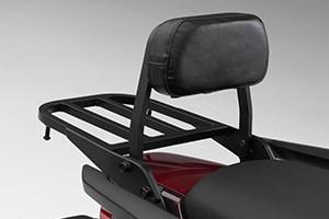 Original Honda CTX700N Rückenlehne