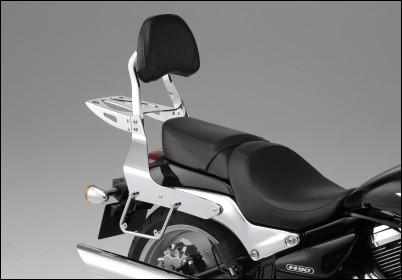 Sissy-Bar Montage-Kit für Suzuki M1500 BJ. 2009-2010
