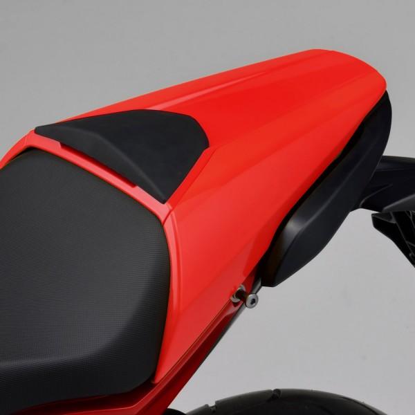 Passenger Seat Cover Millennium Red R263 Original Honda for CBR 650 F