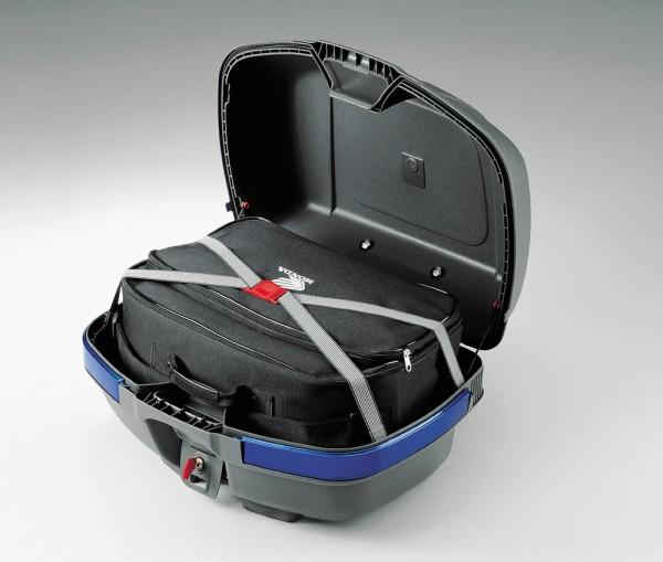 Original Honda PAN-EUROPEAN/ NC750X Innenpacktasche Top Case 45 Liter Standard - Nylon schwarz mit s