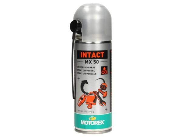 Motorex Schmierfette / Schmieröle, Intact MX 50 Spray, 0,200 l