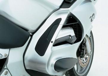 Original Honda PAN-EUROPEAN Knee Protector Left * Sonderangbeot *