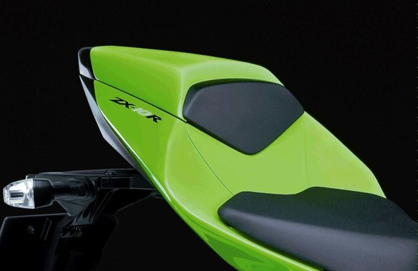 Bump Cover Lime Green Ninja ZX-10R 2010 Genuine Kawasaki