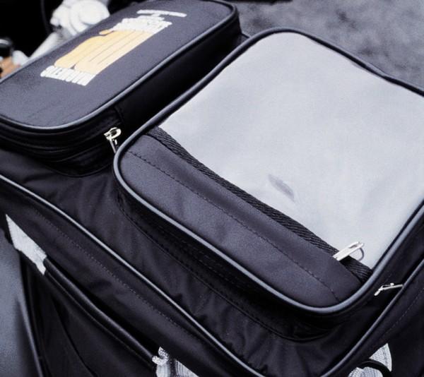 Original Honda für alle Modelle mit Metalltank Magnetik Tanktasche