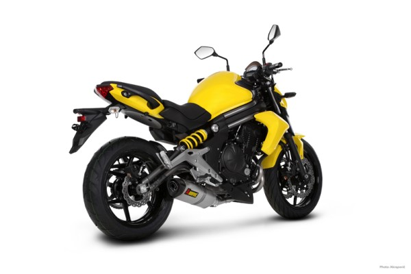 Akrapovic Complete Line Titan Racing Line Kawasaki ER 6 F / N / Ninja 650 Bj 12-15