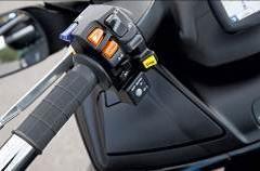 Griffheizung für Suzuki Burgman AN650 BJ. 2013-2017