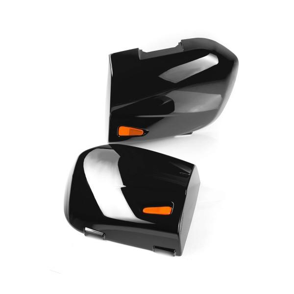 Kofferblendenset für Triumph Tiger Sport
