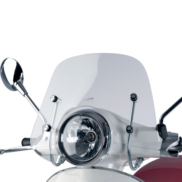 Transparent flyscreen Cruiser for Vespa Primavera